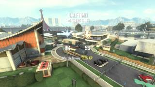 Call Of Duty - Nuclear on Nuketown! 55-1 PC Gameplay!