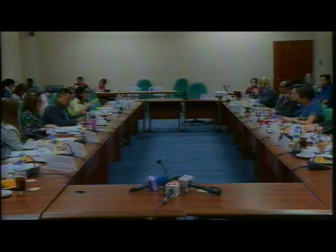 Joint Oversight Committee on the National Health Insurance (May 22, 2017)