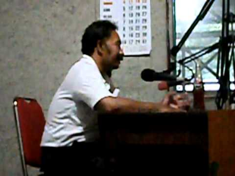 Siaran radio PMI kab Tegal tentang UPR(Upaya Pengurangan Resiko).AVI
