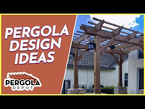 Pergolas and Pergola Kits