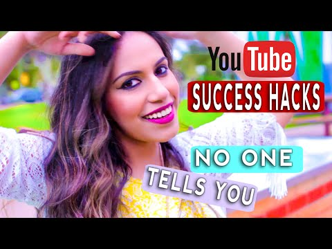 How To Start A YouTube Channel-12 YouTube Success HACKS No One Tells You | Himani Wright