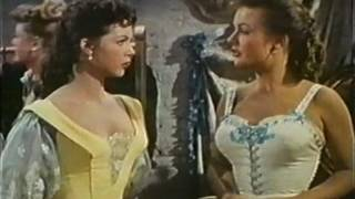 The Purple Mask (1955) Tony Curtis, Colleen Miller, Gene Barry
