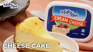 Simple Cheesecake Recipe | Tasty Cheesecake at Home