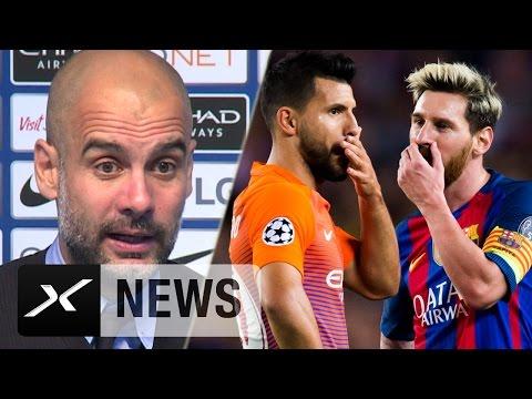Pep Guardiola: Das Geheimnis seines Musterschülers | Manchester City - West Bromwich Albion