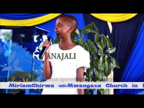 Miriam Thomas Chirwa ANAJALI Live Performance In Kenya 2017