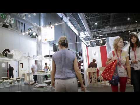 Ateliers d'Art de France sur le salon Maison&Objet de sept. 2011