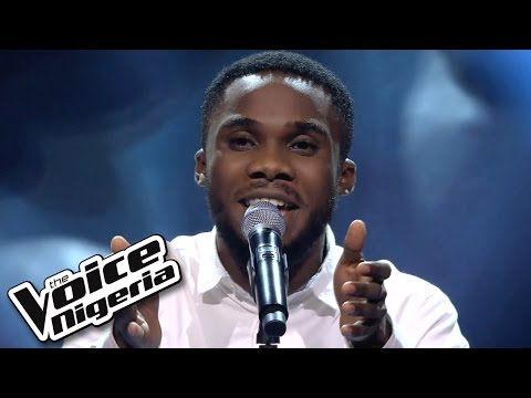 Dewe' sings 'Take Me to Church' / Blind Auditions / The Voice Nigeria 2016