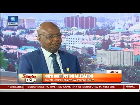Suspension Of Kachikwu, NNPC DG Will Not Solve Any Problem – Ikechukwu Pt.1 |Sunrise Daily|