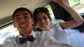 Свадьба в Костанае Wedding Day Руслан и Нурслу