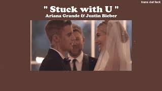 Download Lagu THAISUB Stuck with U - Ariana Grande Justin Bieber MP3