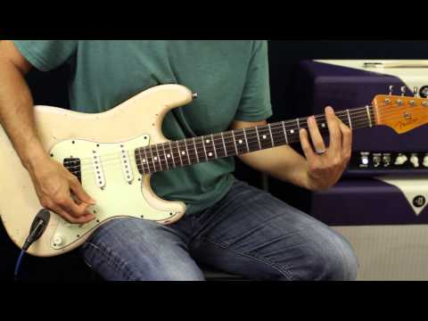 Rush - Limelight - How To Play On Guitar - Guitar Lesson - Tutorial