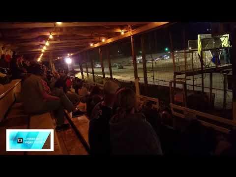 Jeremy Nichols | DIRTcar.com Street Stock Nationals Feature | Charleston Speedway | 10-7-2017