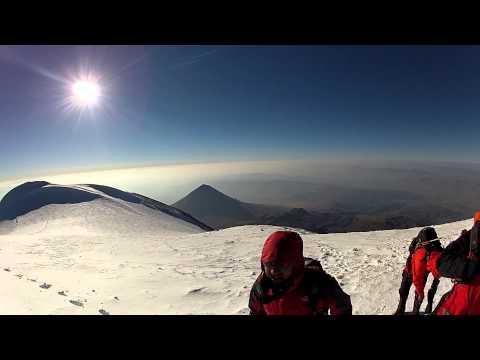Ağrı Dağı Zirvesi 5137 m.