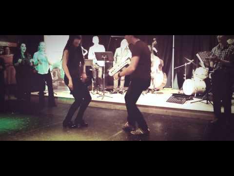 Tritone Rhythm Ensemble vs. YYC Swing Dancers