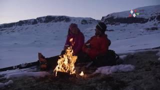 Vinterstemning i Ål i Hallingdal
