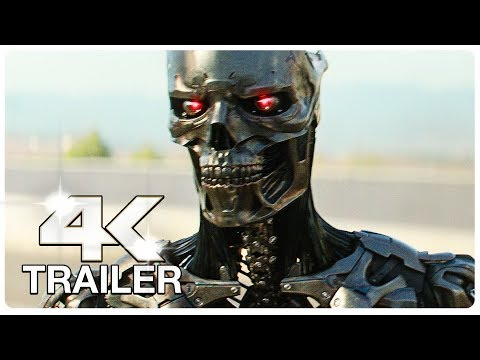 TERMINATOR 6 DARK FATE Trailer (4K ULTRA HD) NEW 2019