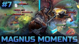 Dota 2 Magnus Moments Ep. 07 [7.22 Patch]