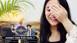 KBC Spoof | Round2hell | R2H | Reaction by Illumi Girl