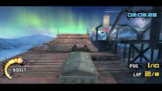 MotorStorm  Arctic Edge Video Game, Truck And Cycle Gameplay   Game Trailers   Videos   GameTrailers com