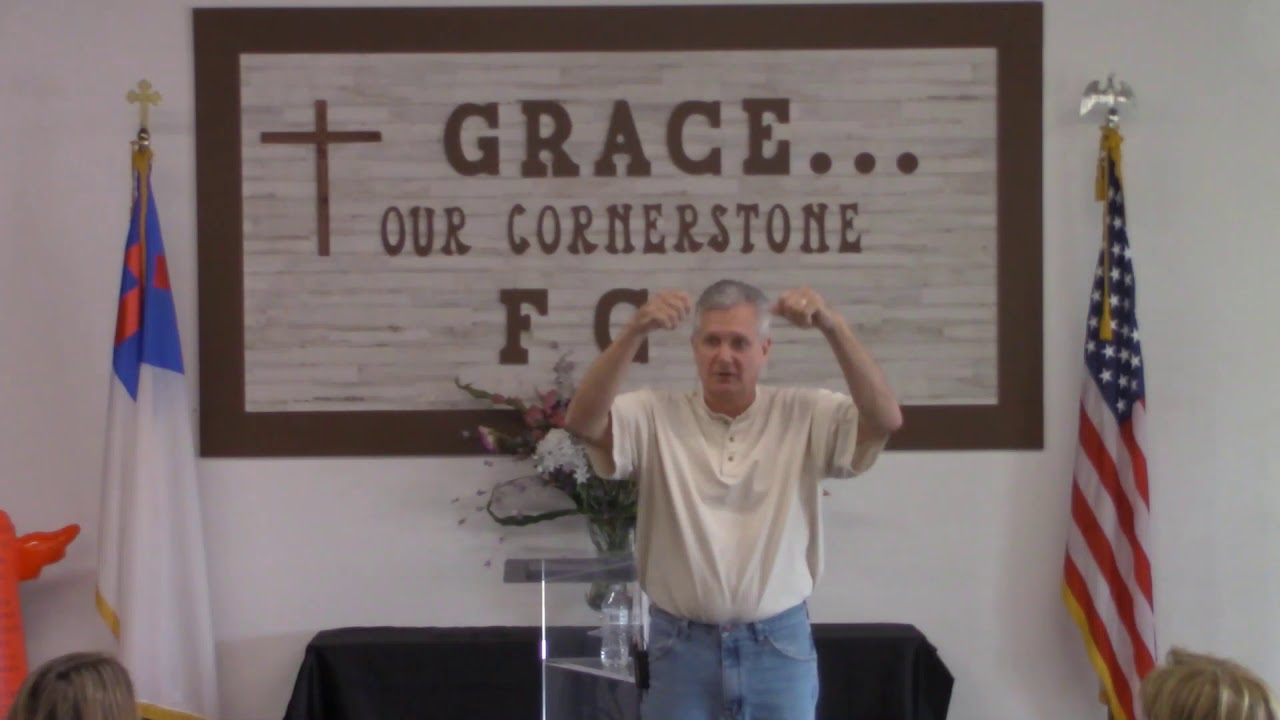 Faith Cornerstone Church Craig 7-28-2019 Call 404-376-4357
