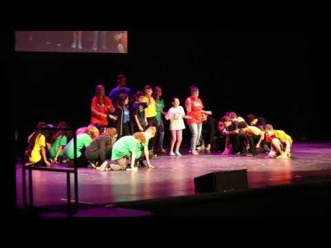 2017 Junior Theater Festival - Broadway Jr. Slam