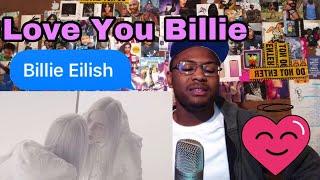 Billie Eilish - idontwannabeyouanymore (Vertical Video) | Reaction