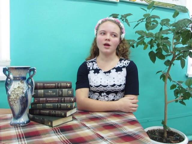 Изображение предпросмотра прочтения – НатальяЧукова читает произведение «Надежда подсказала» М.И.Цветаевой