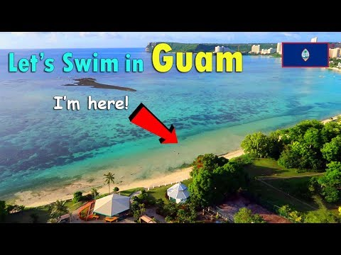 LET'S SWIM IN GUAM! | July 2nd, 2017 | Vlog #157