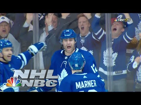 Boston Bruins vs. Toronto Maple Leafs I Game 3 I NHL Stanley Cup Playoffs I NBC Sports