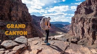 Backpacking the Grand Canyon 2019 | Tanner Trail | Escalante Route | Grandview Trail