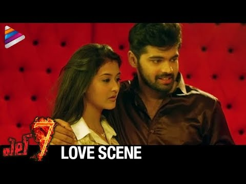 Pooja Jhaveri and Adith Arun Love Scene | L7 Latest Telugu Movie Scenes | Vennela Kishore
