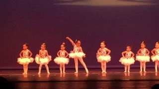Funniest ballet recital Ever!!