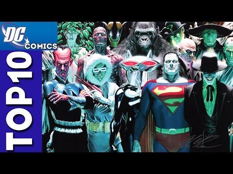 Top 10 Legion of Doom Moments From Justice League