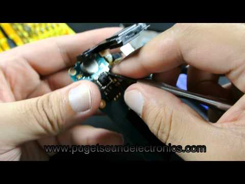 How to disassemble/Take apart Boost Mobile Samsung Galaxy Prevail M820