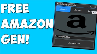Cyber's Free Amazon Generator+Download!!