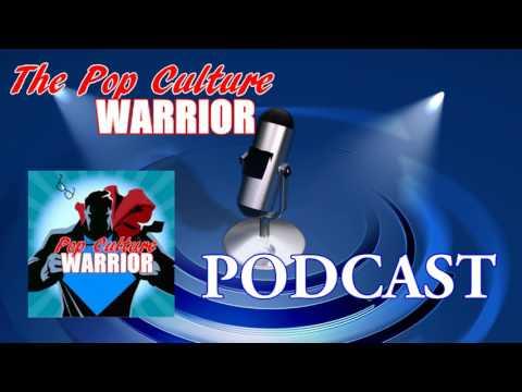 The Pop Culture Warrior Podcast: Episode 5 - Trump Inauguration, Women