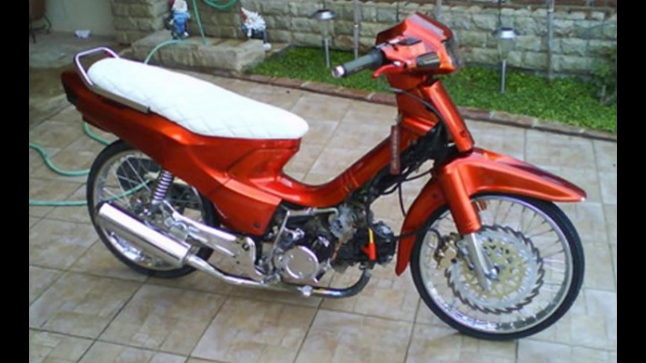 65 Foto Modifikasi Motor Kaze R Terlengkap Teka Teki Motor