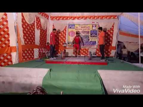 Guru Nanak Stadium Weight Lifter