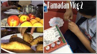 Ramadan Vlog-2  A day in my life kapsa recipe