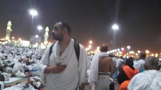 Hajj live from Muzdalifa, Masjid Masharil Al Haram | Hajj 2019| Hajj 1440