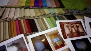 Дизайн и пошив штор.(, 2016-09-04T05:22:39.000Z)