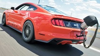 TWIN TURBO Chick DOMINATES in 8-Second MUSTANG!