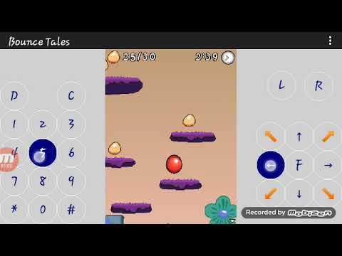Bounce tales play on android mobile on j2me loader emulator link in  description