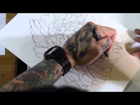 Paper To Skin Life Of Young Tattooist