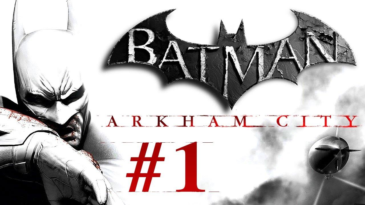 Batman Arkham City Walkthrough Part 1 (HD 1080p) - YouTube