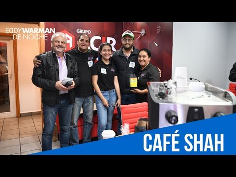 ALBERTO QUINTERO | CAFÉ SHAH LINDAVISTA