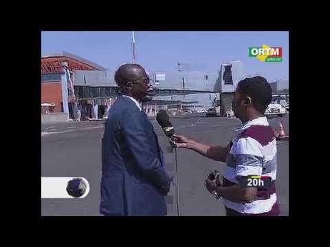 Mali Bamako   l'Aéroport International Président Modibo Keita ( 2017 )