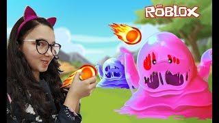 Roblox - A BATALHA DOS SLIMES (Magic Simulator) | Luluca Games