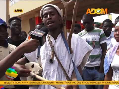Adom TV Entertainment News by Daddy Lumba Junior