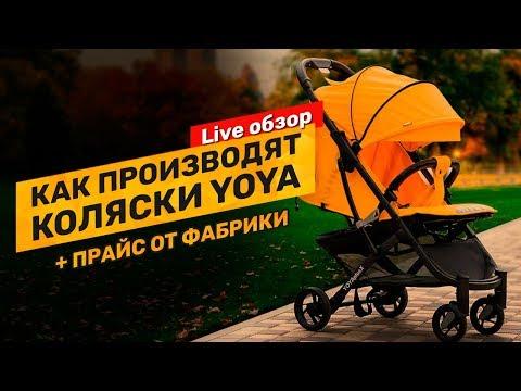 Бизнес с Китаем на колясках и аксессуарах. Как производят в Китае детские коляски Yoya Plus